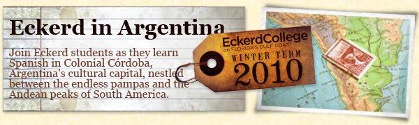 Eckerd in Argentina