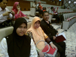 with my lovely parents