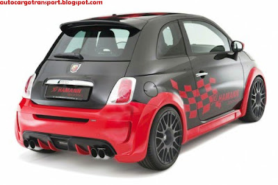 Fiat 500 Abarth and Fiat 500 Abarth esseesse By Hamann