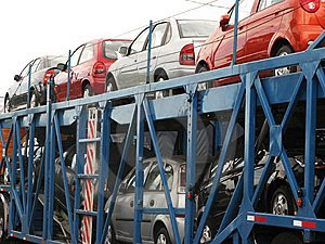 Auto Cargo Transport Auto Car Vehicle Transporters In