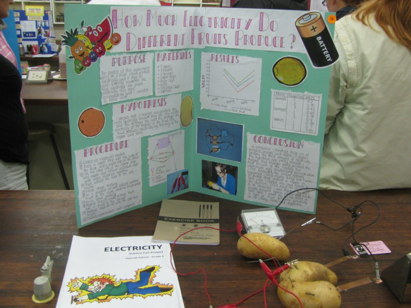science fair projects on electricity How do you do a science fair project about static electricity there are a good number of science fair projects about static electricity like: 1) bending water with static electricity 2) picking up styro-foam or paper with static electricity.