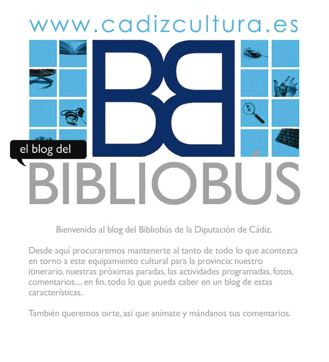 El blog del Bibliobús de la Diputación de Cádiz