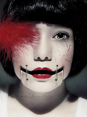 Di  225 rio de Uma Menina Louca - Colegas isso   233  para voc  234 s   podem ter    Ventriloquist Dummies Makeup