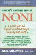 LIVRO NONI - NATURE'S AMAZING HEALER