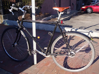 city Surly bike
