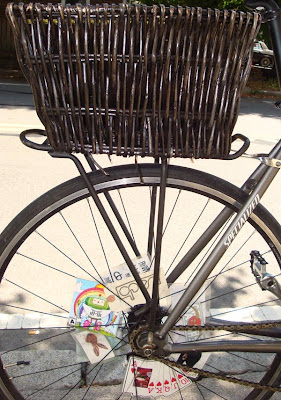 bike rear basket