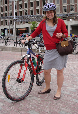 sporty utility cyclist bike