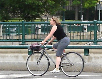 capri pants pedal pushers bike fashion