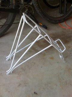 custom child's bicycle seat