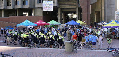 Bike Friday Boston 2008