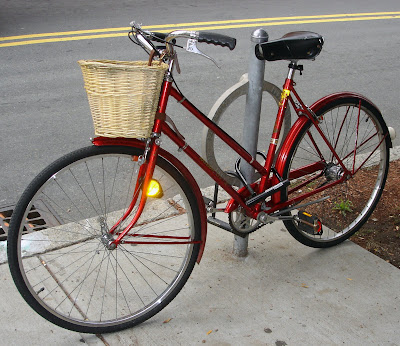 red raleigh sports 3 speed