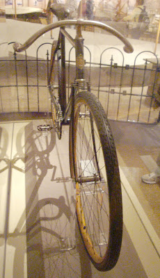 Wright Brothers singlespeed bike bicycle Smithsonian
