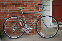 before photo Fuji bike