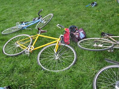 summertime bikes