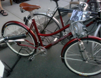 Independent Fabrications ladies bike