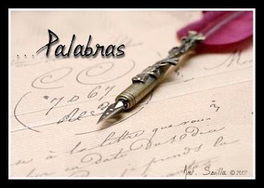 PALABRAS ... SENTIMIENTOS ESCRITOS