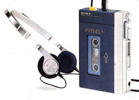 walkman sony