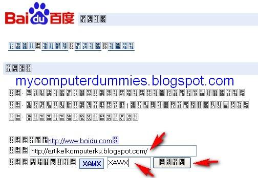 Add url Baidu