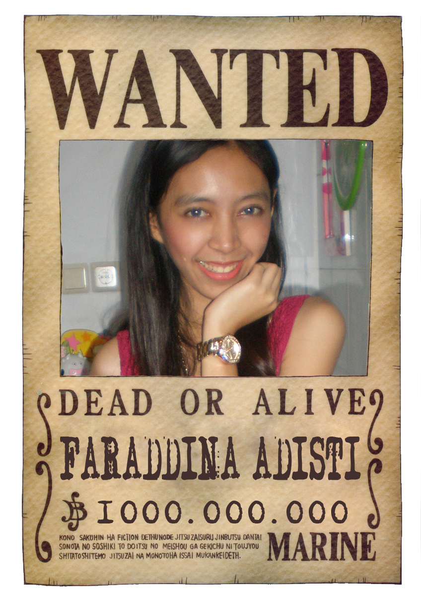 Affiche one piece - Affiche one piece wanted ...