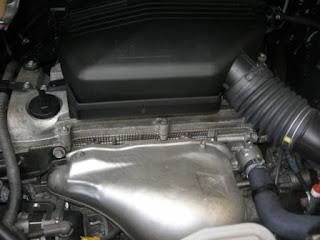 Toyota Alphard 2AZ-FE Engine
