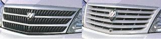 Toyota Alphard PFL Grille