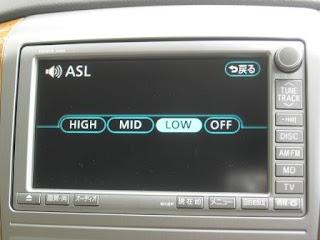 Toyota Alphard HU ASL