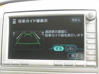 Toyota Alphard Green Line