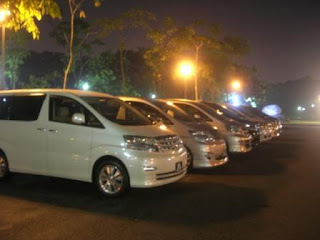 Toyota Alphard Car Line Up 1
