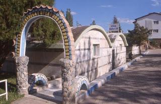 Eski çamur Banyoları