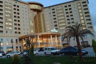 Asos Thermal Hotel Asos Termal Deluxe Otel