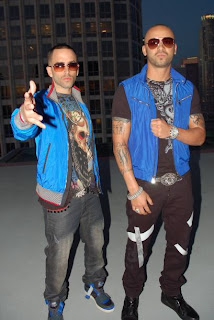 Wisin & Yandel es la banda sonora de Step Up 3D