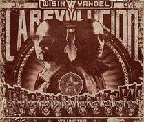 Cover La Revolucion LIVE