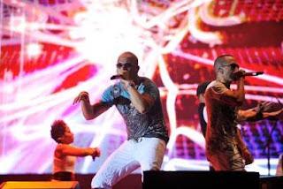 Wisin y Yandel presentes en El Expo Tampico