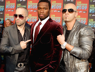 50 Cent es el invitado de Wisin y Yandel