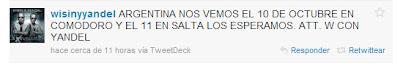 Wisin y Yandel en Argentina