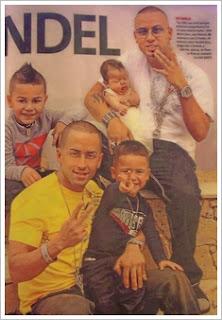 Wisin y Yandel celebran con sus hijos la llegada de los Reyes Magos