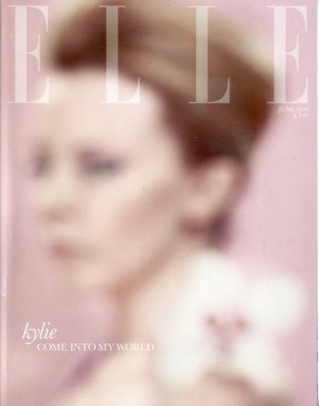 kylie minogue in my arms make up. -Come in to my World -