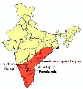 Abhi's Blog: Vijaynagar Kingdom-some points to remember