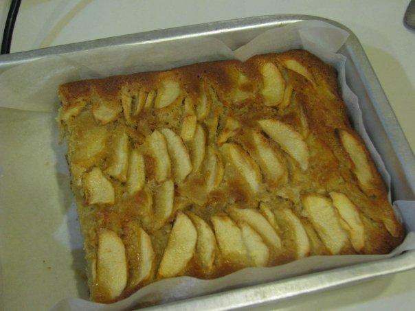 how to make dutch apple cake