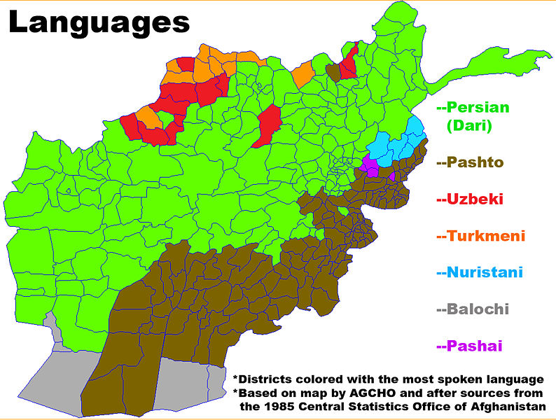 1985+CIA+Map+of+Languages+in+Afghanistan culture bore the billion dollar language barrier in afghanistan