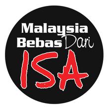 Mansuhkan ISA