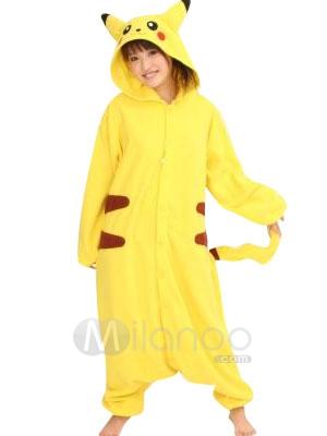 Pokémon Pikachu Costume
