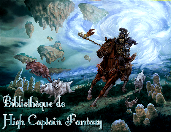 La bibliothèque de High Captain Fantasy