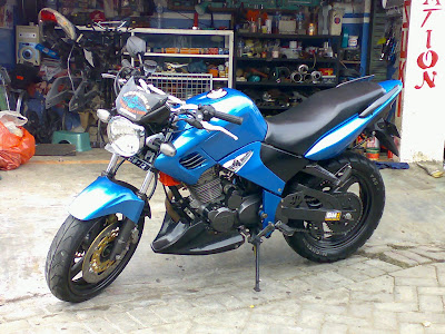 Picture Modifikasi Tiger 2007