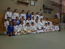Equipo de Judo Infantil 2010-2011
