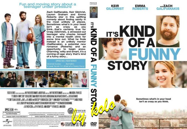 It's Kind of a Funny Story by Ned Vizzini - Goodreads