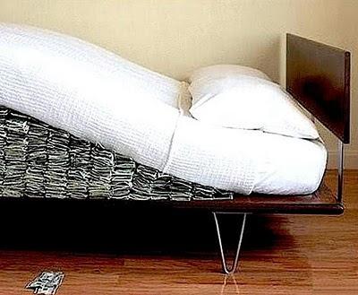 10 formas de esconder dinero