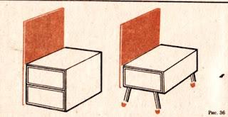 Мебель из спичечных коробков своими руками инструкция 56