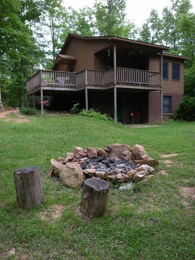 Ridge cabin...