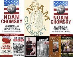 Noam Chomsky: escritor, analitico,filósofo